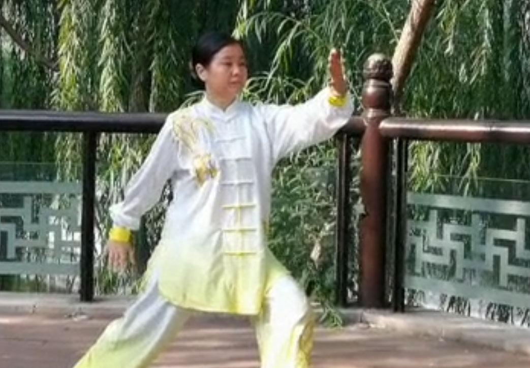24式简化太极拳(北京)