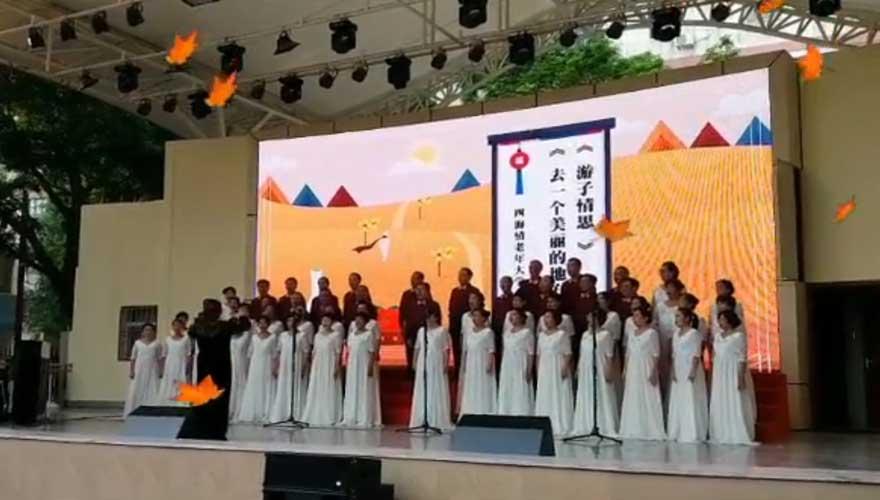 唱响南山社区文化艺术节