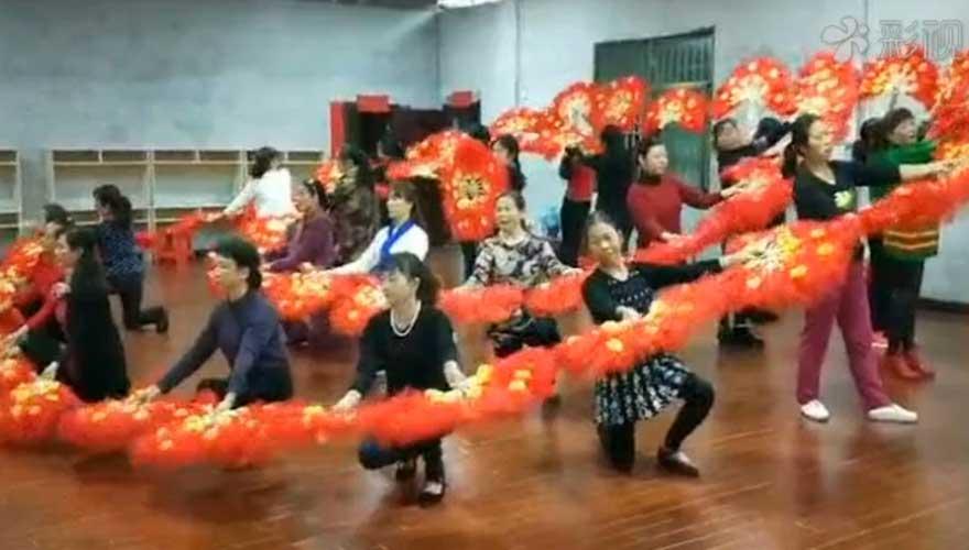 东方红~扇子舞