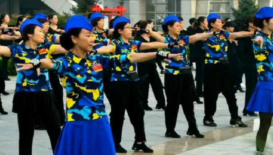 安阳水兵舞艺术团