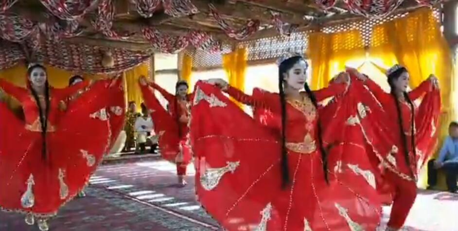 麦西来普-新疆民族舞