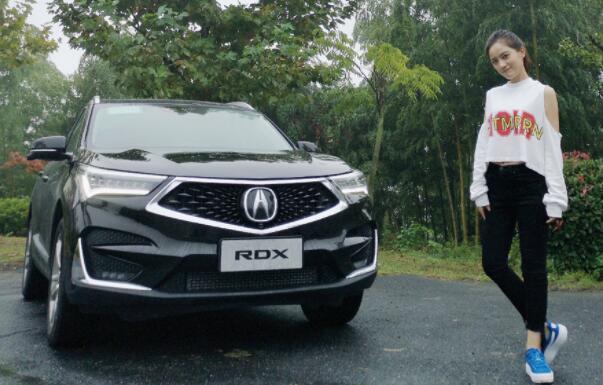 【老司机试车】小娴首试讴歌全新一代RDX,外观颠覆动力强劲