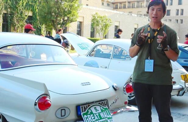 【老司机玩车】开1960年的老爷车跑拉力赛