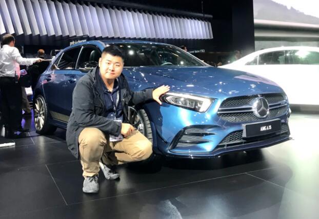 【2018巴黎车展】二师兄带你看AMG A 35