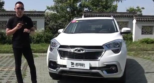 【老司机试车】胡正阳试驾奇瑞瑞虎5x,10万元价位的新选择