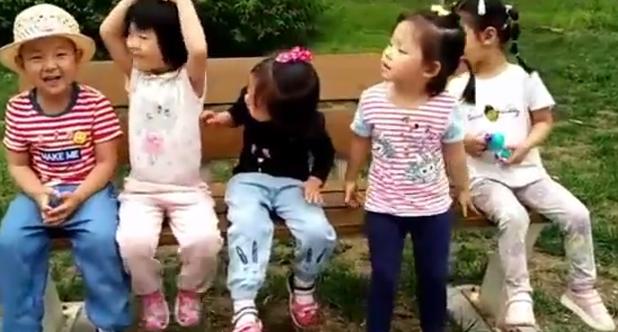 宝贝三岁<手机自拍摄,原创作品>
