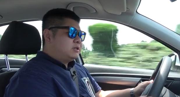 【老司机试车】二师兄试驾全新大众朗逸