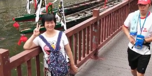 2018.6.18广州荔枝湾看龙船