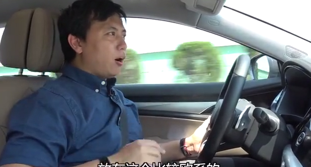 老司机试车:许云鹤试吉利博瑞GE混动 一箱油跑了1200公里