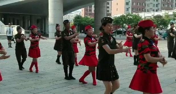 水兵舞《新浏阳河》