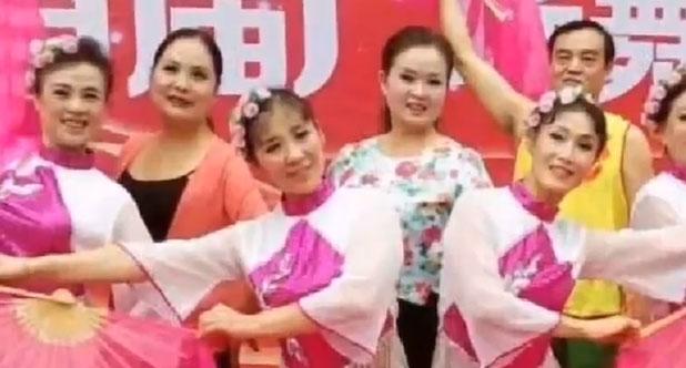 舞蹈《百花争妍》