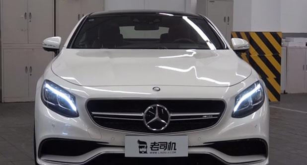【每天一款实拍车】韩路聊含消费税160多万的5.5双涡轮S63 Coupe