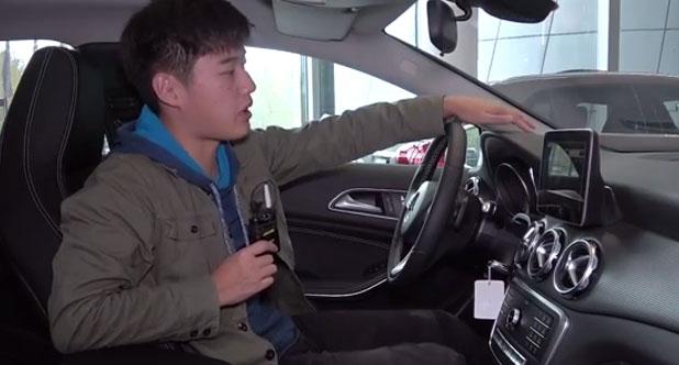【每天一款实拍车】20万出头的奔驰SUV,黄磊聊奔驰GLA