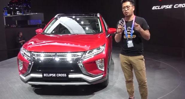 【2018北京车展】李伟龙聊新款国产Eclipse Cross