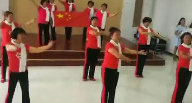 万龙社区迎建党文艺演出
