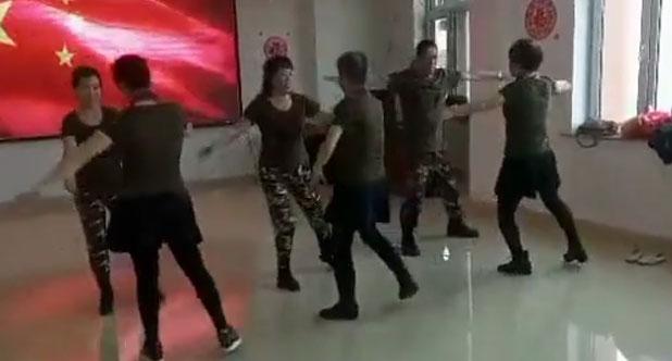 第二套水兵舞舞