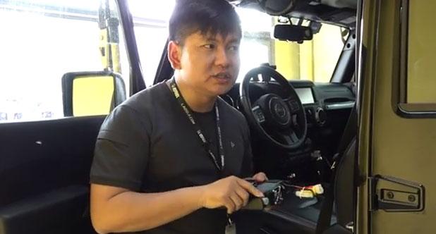 去野小课堂3:车载电台的选位与安装