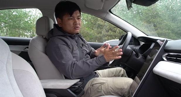 老司机试车:韩路抢先体验小鹏汽车G3及1.0双车