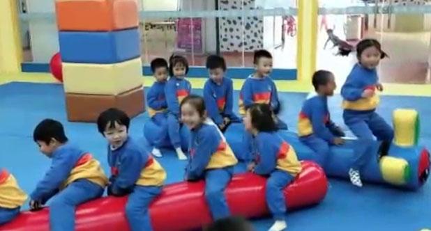 玥玥幼儿园生活(秋游)