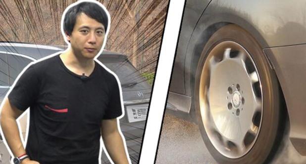 【老司机玩车】7000元奔驰C200变身 秒杀C300