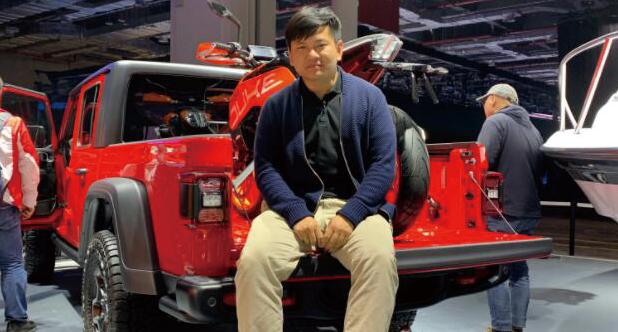 【2019上海车展】韩路聊Jeep Gladiator(角斗士)
