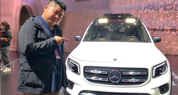 【2019上海车展】二师兄聊奔驰GLB,宝马X1的新对手来了