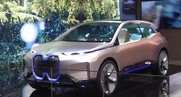 【2019上海车展】二师兄聊宝马iNEXT,2021年量产的自动驾驶旗舰