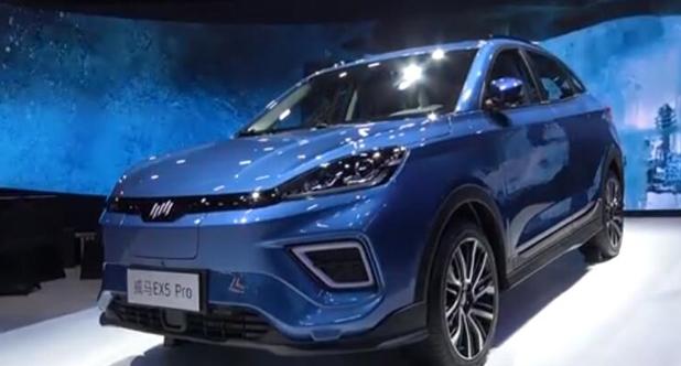 【2019上海车展】胡正阳聊威马EX5 Pro
