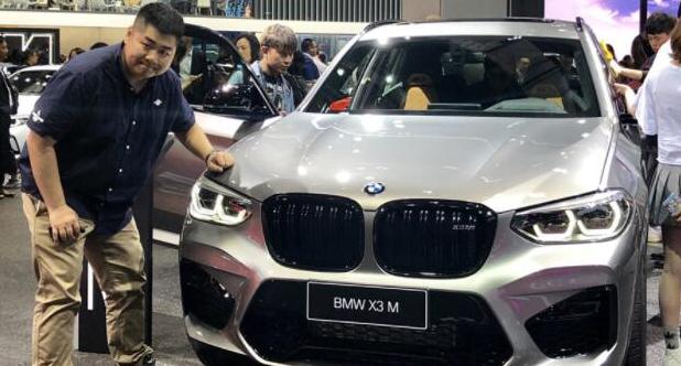 【2019上海车展】二师兄聊X3 M,184马力车主如何看待510马力X3
