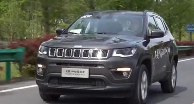 【老司机试车】售价15万起,黄磊试Jeep指南者1.3T