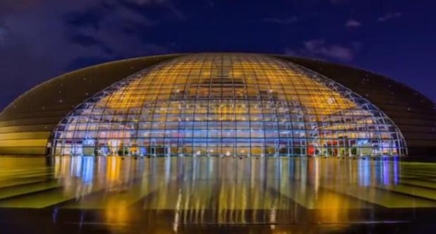 【城会玩】63-不可思议的景点:国家大剧院为何而建
