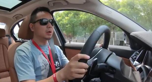 【老司机试车】胡正阳试驾全新一代宝马3系