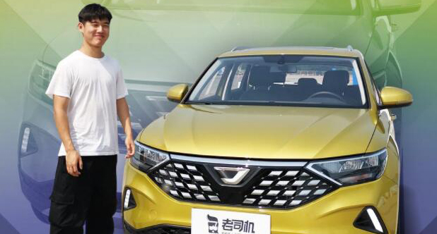 【老司机试车】一个全新的品牌,黄磊聊捷达VS5