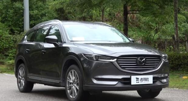 【老司机试车】一辆能跑山的SUV,黄磊试马自达CX-8
