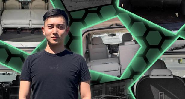 【老司机试车】MPV后备厢最小空间排行榜(第1期)