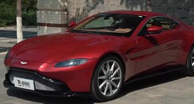 【老司机试车】你能买得起的阿斯顿·马丁V8 Vantage