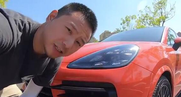 【老司机试车】胡正阳试驾保时捷Cayenne Coupé,起步价99.8万