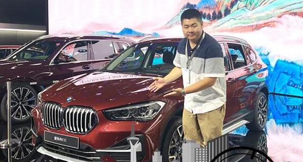 【2019成都车展】师兄聊火速国产的中期改款X1