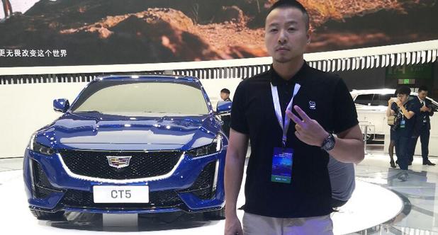 【2019成都车展】胡正阳聊凯迪拉克CT5
