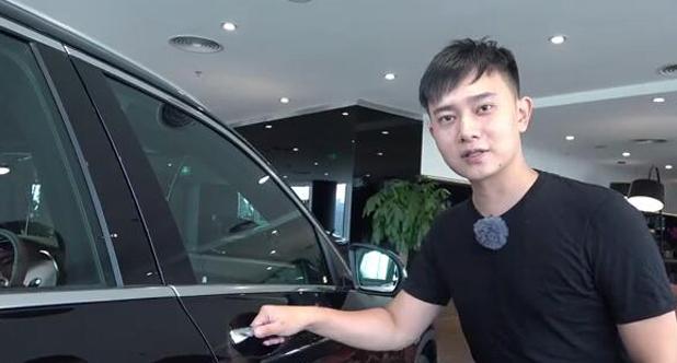 【每天一款实拍车】新款奔驰GLC L,40万这款最值得买